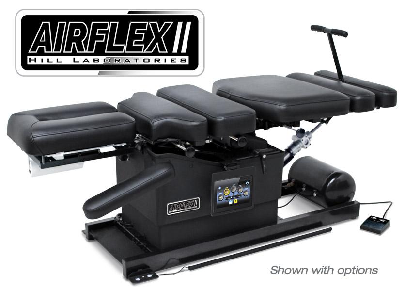AIRFLEX II Tisch Chiropraktik Flexion, Distraction